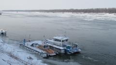 Ограничават корабоплаването по Дунав