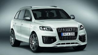 Ауди представя най-мощния дизелов SUV в света в Женева