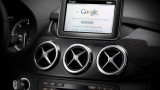 Технологии на Google в новия Mercedes