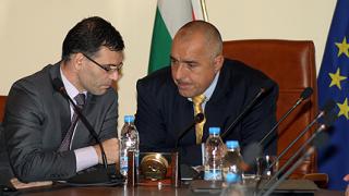 Първи ремонт на кабинета започва Борисов