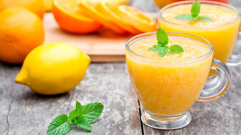 Цените на портокаловия сок за доставки през май подскочиха с
