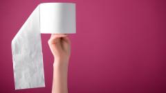 Какво правят всички с тоалетната хартия