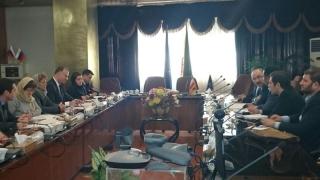 Искаме нормализиране на финансовото и банковото сътрудничество с Иран