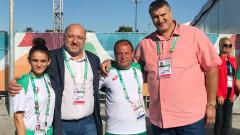Красен Кралев към младите български олимпийци: Успех, момичета и момчета!