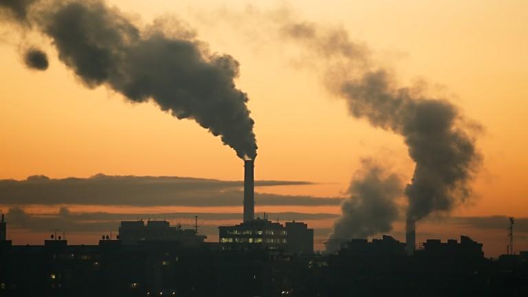 Снимка: Прогнозират тревожен ръст на СО2 в атмосферата през 2019-а