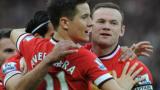 Юнайтед тръгна с победа, дебютант бележи