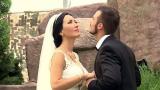 Вижте първи кадри от сватбата на Джена (ВИДЕО)