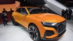 Audi ще произвежда големия кросоувър Q8 в Братислава