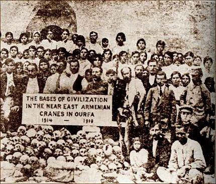 Не признахме геноцида над арменците