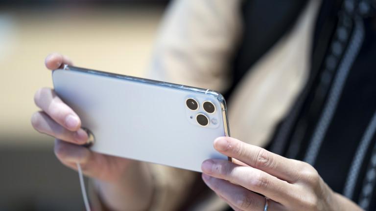 Скоро ще можете да отключвате своя iPhone с лицево разпознаване дори когато сте с маска