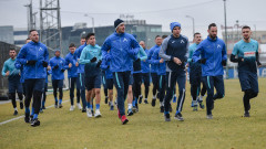 Левски стартира подготовка с трима юноши от ДЮШ и без Славиша Стоянович