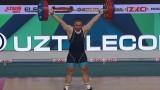 България вече има световен вицешампион по щанги при младежите