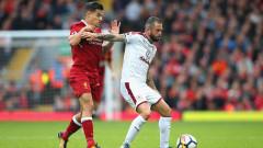 Без Мане не е като с Мане: Ливърпул не победи Бърнли у дома