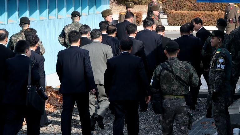 Северна Корея изпраща спортисти на Зимните олимпийски игри в Южна Корея