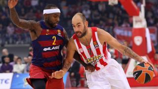 Резултати и класиране в баскетболната Евролига след 11-тия кръг