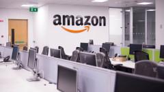 Amazon наема 1000 служители в своя основна локация в Европа