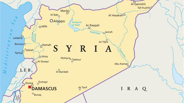 Коалицията на САЩ удари проправителствен отряд в Сирия