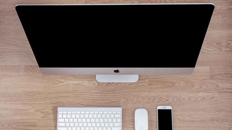 Apple пусна подобрен iMac