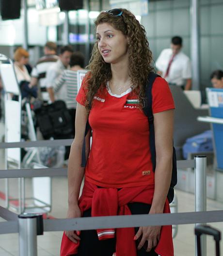 Ева Янева бързо си намери отбор
