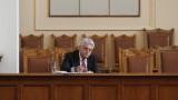 Бойко Рашков: Задколонието на полицаите граничи с престъпление