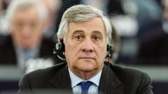 Председателят на ЕП Антонио Таяни ще посети Варна