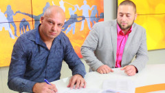 Камен Георгиев срещу Калоян Колев на SFC 7