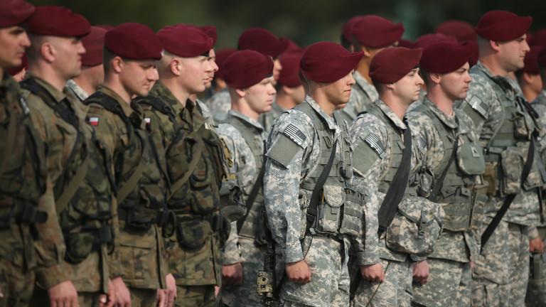 САЩ са взели решение значително да увеличат военното си присъствие
