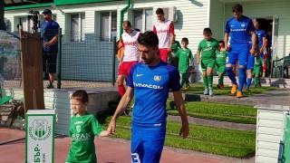 """Левски тръгна с успех в летните си контроли, """"сините"""" вкараха четири гола на Хебър"""