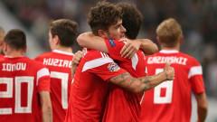 Русия - Турция 2:0, Черишев удвои