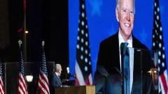 Байдън се приближава до Белия дом с ключови победи в Аризона и Мейн