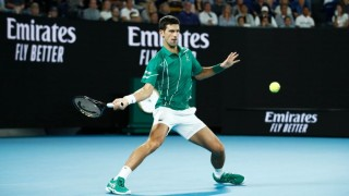 Новак Джокович: Респект към Федерер, че излезе на корта след контузия