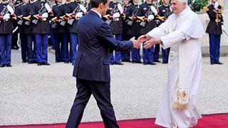 Саркози и папата нищят циганския въпрос
