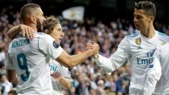 """Реал оцеля след нова драма на """"Бернабеу"""", """"кралете"""" елиминираха Байерн и отново са на финал в Шампионската лига"""
