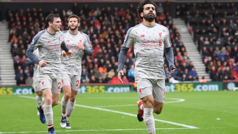 Египетска легенда: Ако Салах отново вкара 25 гола, Ливърпул трудно ще го задържи