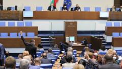 Предложението за ВНС и нова Конституция не мина