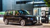 Лондонските черни таксита стъпват и в Париж