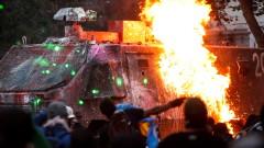 Десетки ранени в протестите в Чили