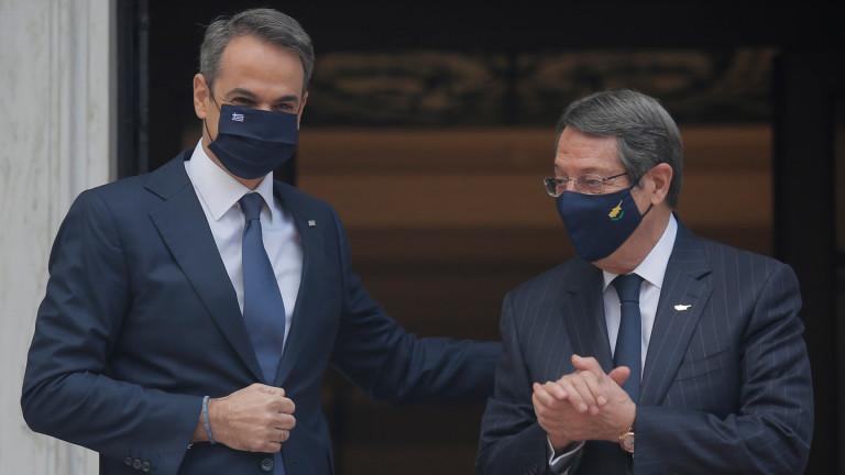 Мицотакис осъди турската агресия преди срещата на върха на ЕС