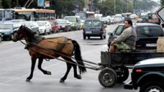 Готов е първият паркинг за каруци в Пловдив