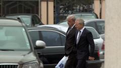 Приключи срещата между фенове на ЦСКА и Гриша Ганчев