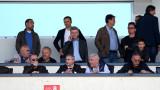 Спряган за нов шеф в Левски изгледа дербито до Колев и Бекали