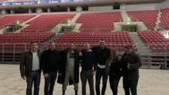 """Полска ММА верига планира голямо събитие в """"Арена Армеец"""""""