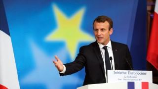 Европа се нуждае от нови политически герои, смята Макрон