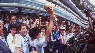 """Мондиал 1986: """"Божията ръка"""" и геният на Марадона или краят на футболната романтика"""