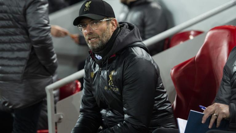 Мениджърът на Ливърпул Юрген Клоп коментира жребия за осминафиналите в