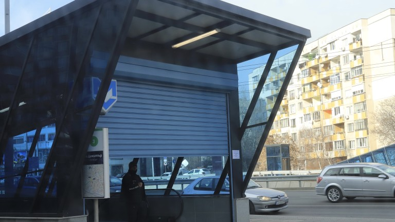 Все още няма срок за пускане на третия лъч на метрото