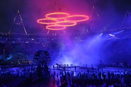 900 милиона души гледали откриването на Олимпиадата