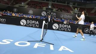 """Карен Хачанов зарадва децата от съвместната програма на ММС и БФТ """"Тенисът – спорт за всички"""""""