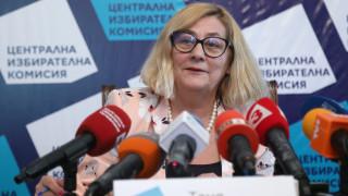 ЦИК все още чака здравния протокол за изборите
