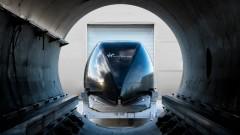 Virgin Hyperloop превози първите пътници